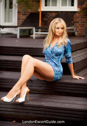 Gloucester Road blonde Melodie london escort