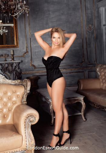 Gloucester Road blonde Melodie london escort