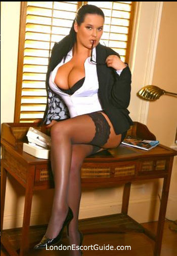 Chelsea a-team Inga london escort