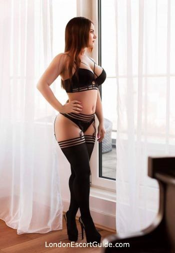 Marylebone a-team Alba london escort