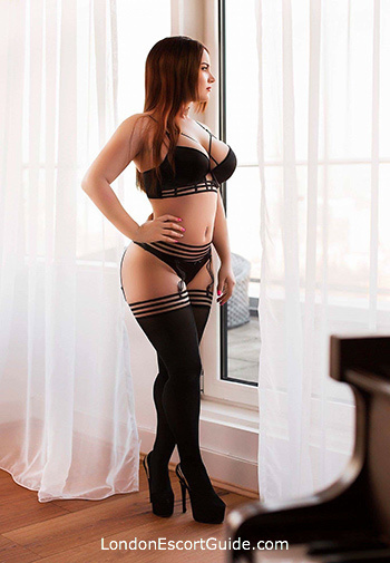 Marylebone brunette Blair london escort
