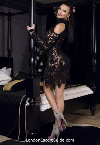Marylebone a-team Gloria london escort