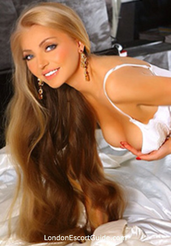 central london blonde Angel london escort