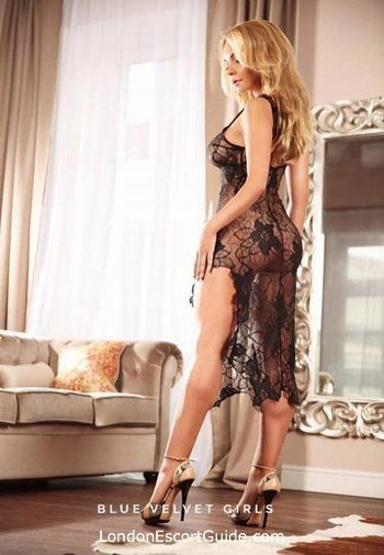 Earls Court blonde Olivia london escort