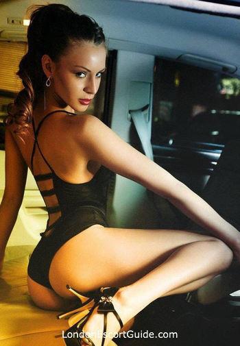 Kensington elite Maraya london escort