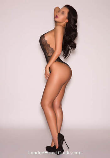 Mayfair a-team Aaliyah london escort