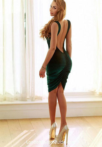 Paddington blonde Danika london escort
