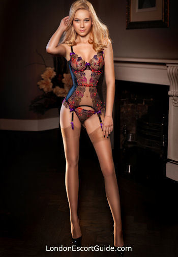 Earls Court blonde Rafaela london escort