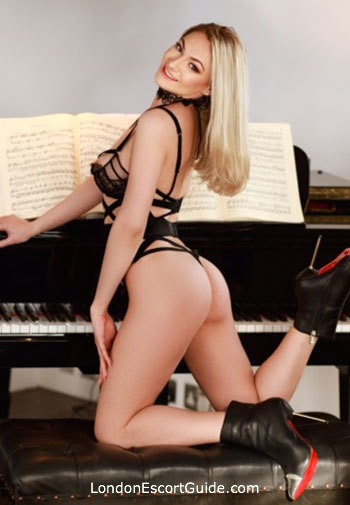 Paddington blonde Allegra london escort