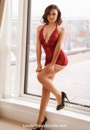 The City east-european Mel london escort