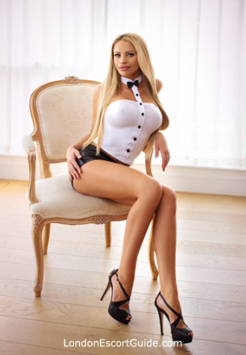 Knightsbridge east-european Juliet london escort