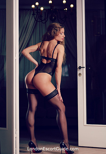 Chelsea blonde Selena london escort