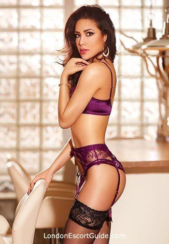 Kensington latin Vivian london escort