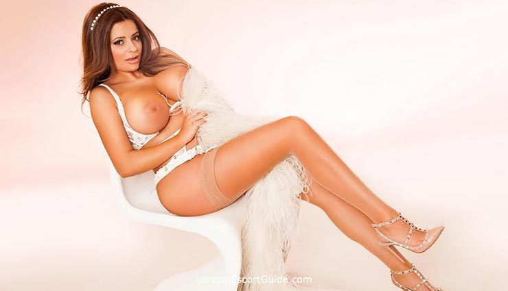 Kensington latin Kim london escort