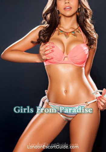 Knightsbridge brunette Lena london escort