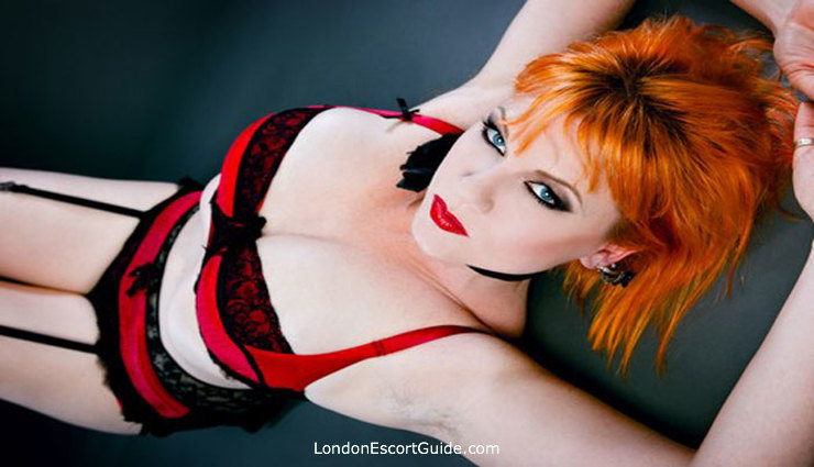 Central London east-european Velvetina Fox london escort