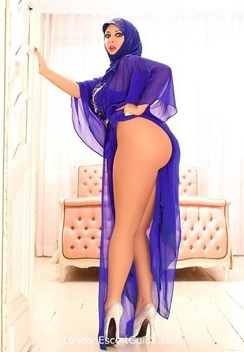 Central London busty Fairuz london escort
