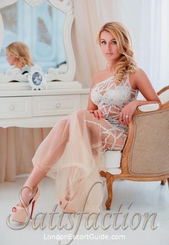 Paddington blonde Eliza london escort