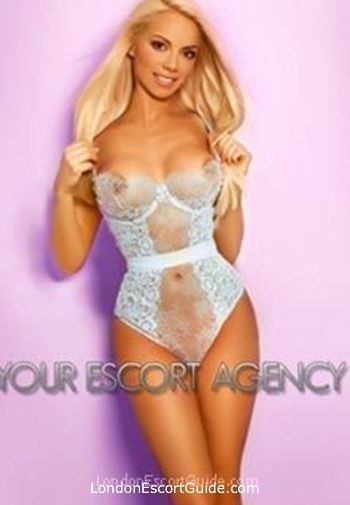 Gloucester Road blonde Yasmin london escort