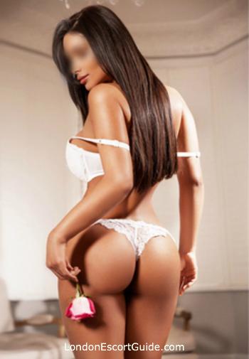 Central London brunette Marisol london escort