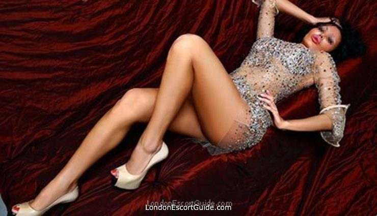 South Kensington 200-to-300 Alessandra london escort
