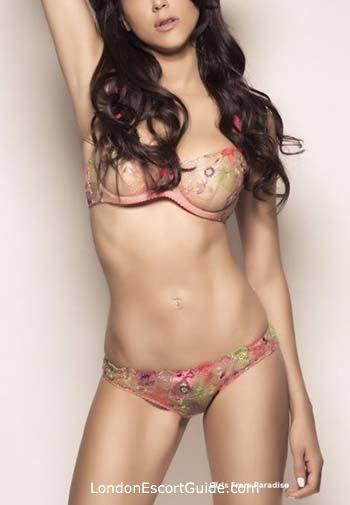 Chelsea brunette Nicole london escort
