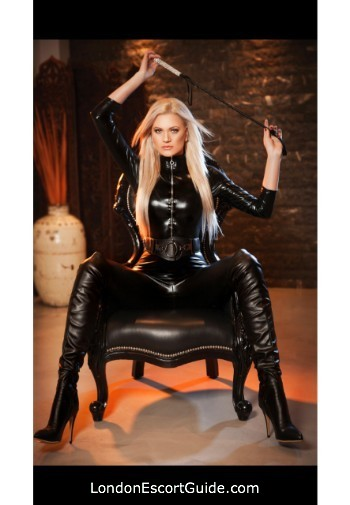Bayswater pvc-latex Rose london escort