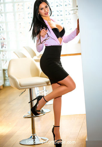 South Kensington pvc-latex Fiona london escort