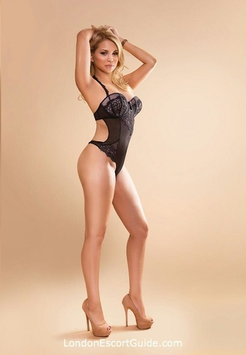 Paddington blonde Alejandra london escort