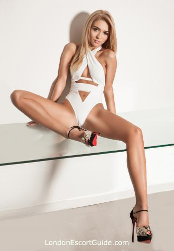 Central London blonde Trisha london escort