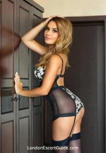 Oxford Street east-european Serenade london escort