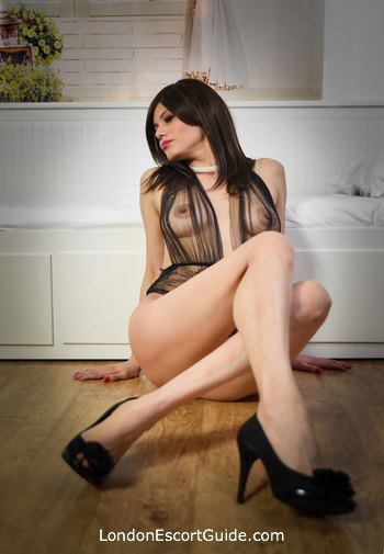 Paddington brunette Ricarda london escort