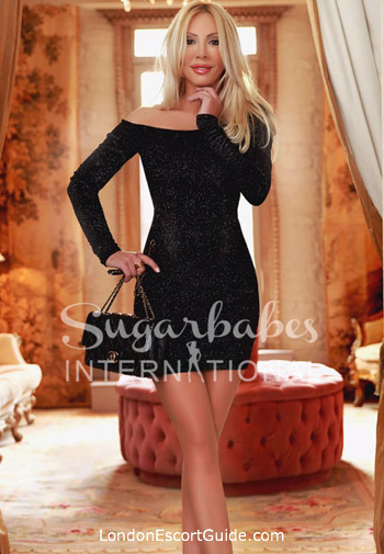 Kensington mature Korrina london escort