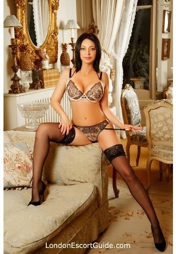 Knightsbridge value Francesca london escort
