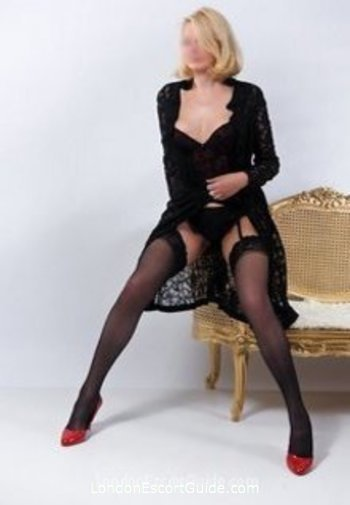 Richmond mature Grace london escort