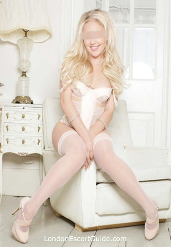 Chelsea blonde Alice london escort