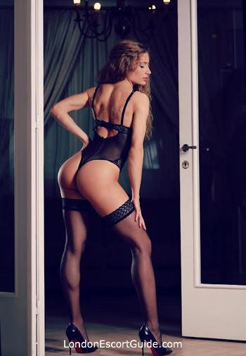 South Kensington blonde Selena Inme london escort