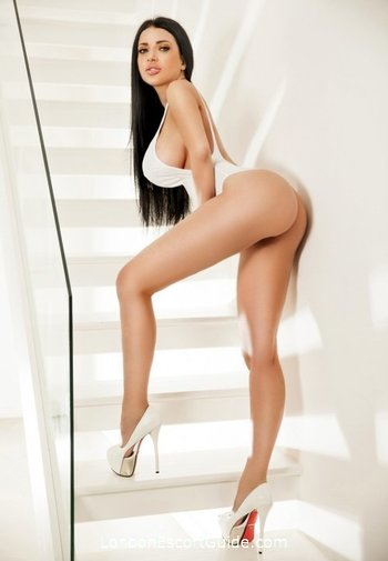 South Kensington brunette Catrina london escort