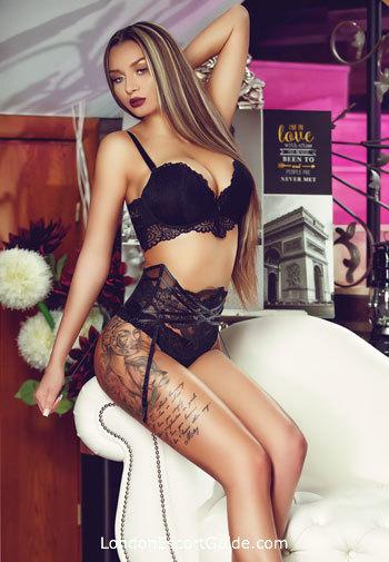 South Kensington value Paulina london escort