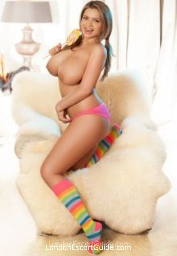 Paddington brunette Barbie london escort