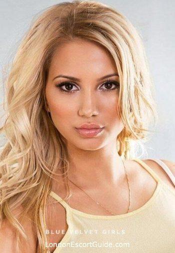 Paddington blonde Alejandra london escort