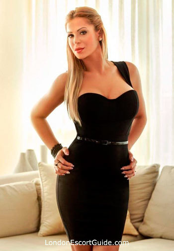 Notting Hill blonde Chelsea london escort