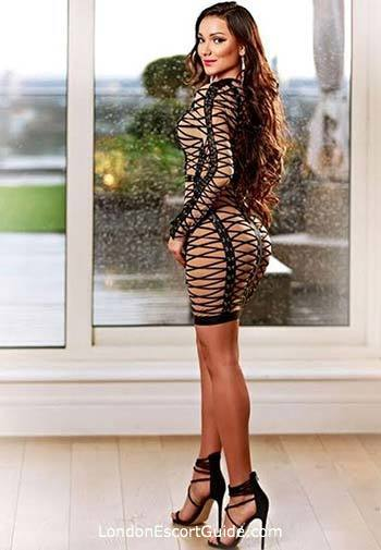 Knightsbridge latin Kate london escort