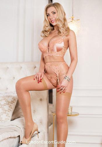 Gloucester Road blonde Halona london escort