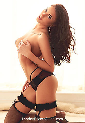 Paddington brunette Brooke london escort