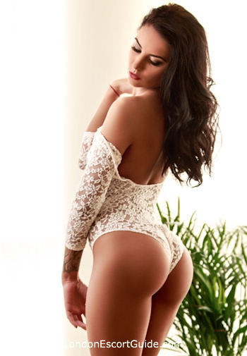 Paddington brunette Beverly london escort