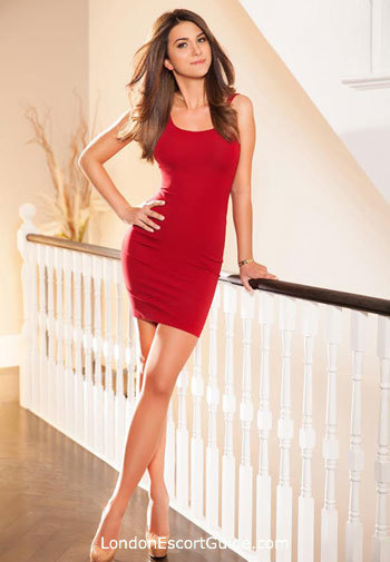 Earls Court brunette Avalyn london escort