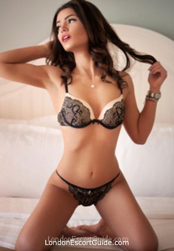 South Kensington brunette Holly london escort