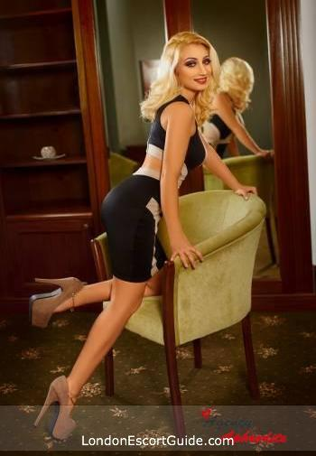 Gloucester Road blonde Selena london escort