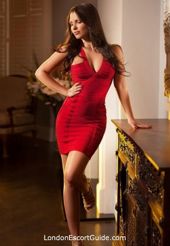 Paddington brunette Dolores london escort